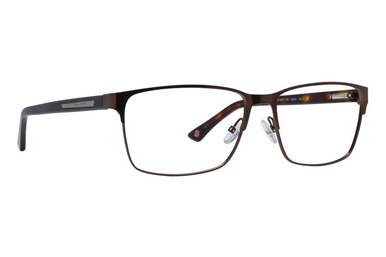 Hackett London Large Fit HEK1204 Brown Glasses