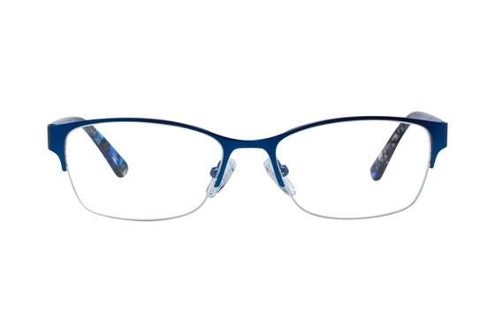 Bloom Optics Petite Carla Blue Glasses