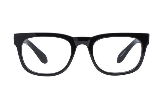 Affordable Designs Folsom Black Glasses
