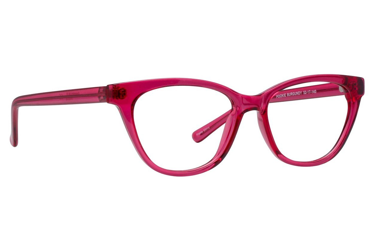 Affordable Designs Pookie Red Glasses