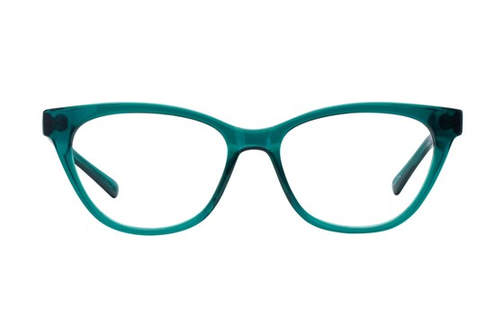Affordable Designs Pookie Turquoise Glasses