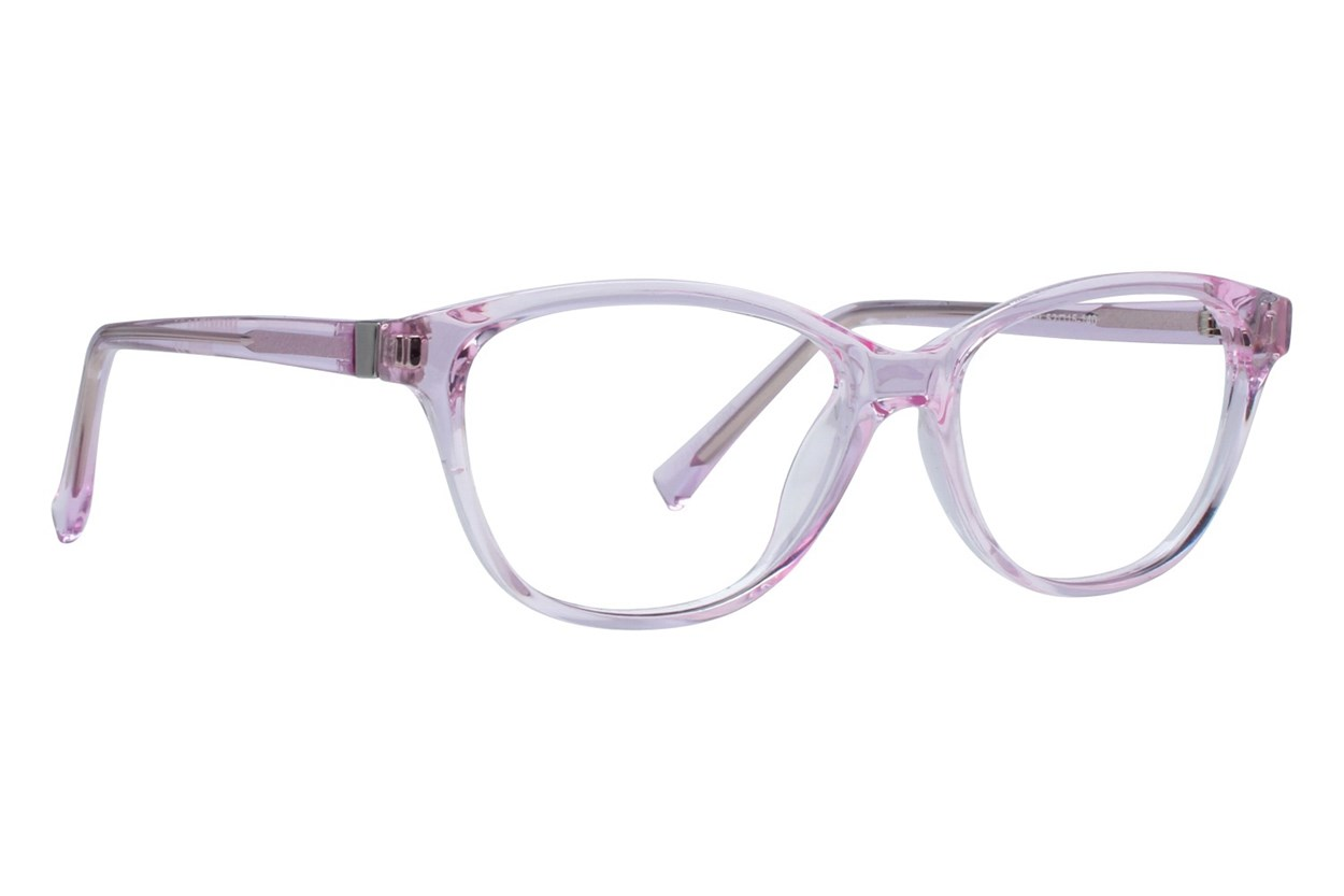 Affordable Designs Drea Purple Glasses