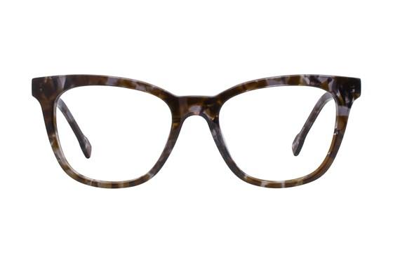 Serafina Laverne Brown Glasses