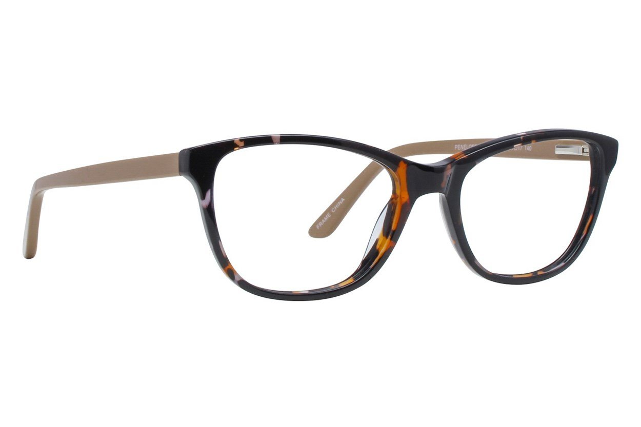 Serafina Penelope Brown Glasses