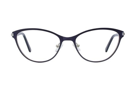 Serafina Shirley Blue Glasses