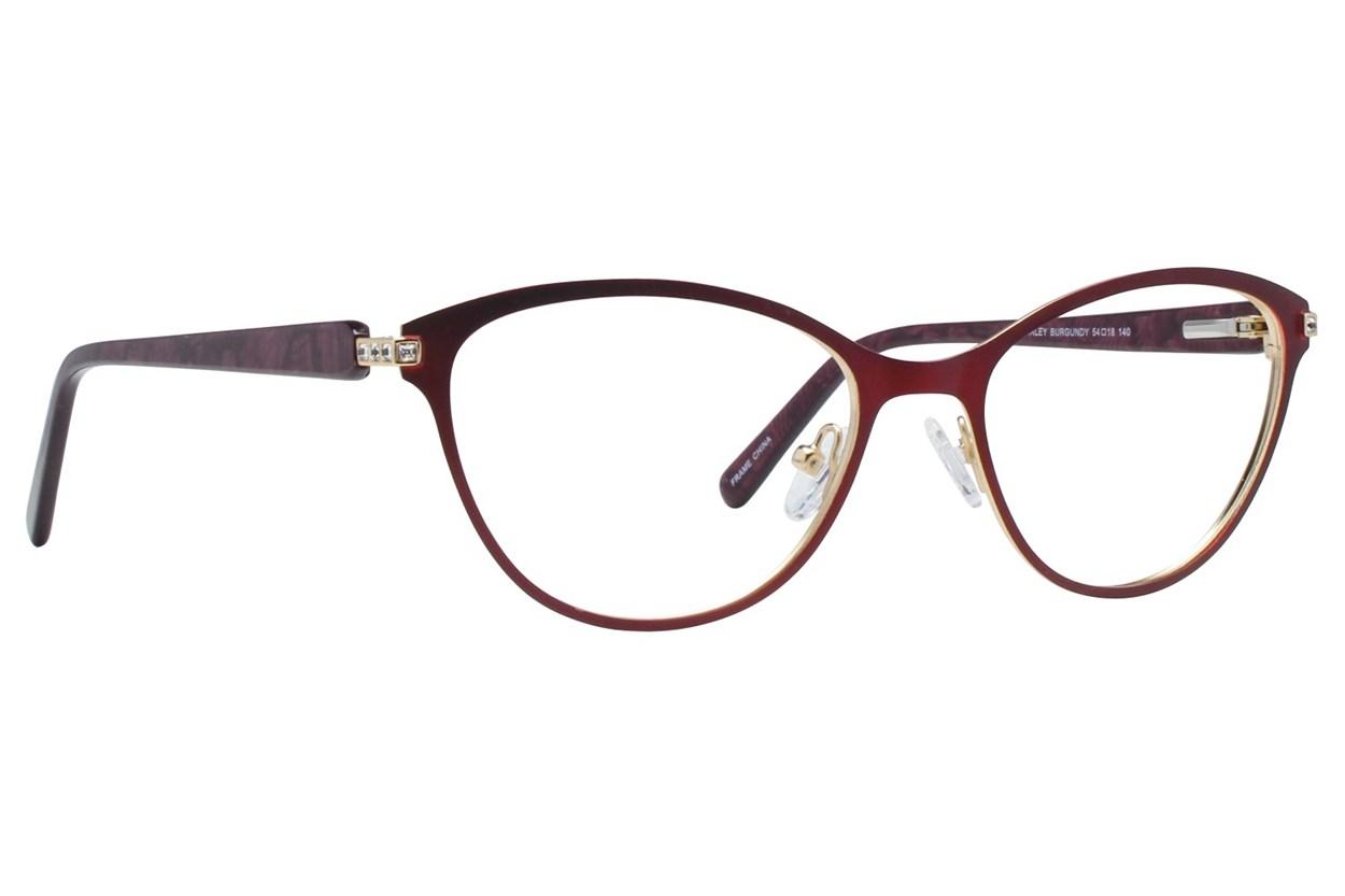 Serafina Shirley Red Glasses