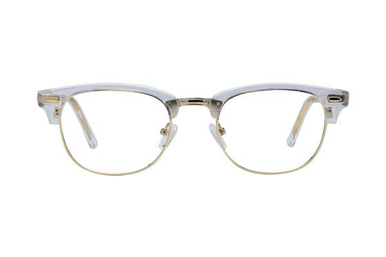 Brooklyn Heights Clubster II Clear Glasses