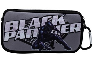 Click to swap image to alternate 1 - Marvel Black Panther CPBP901 Black Sunglasses