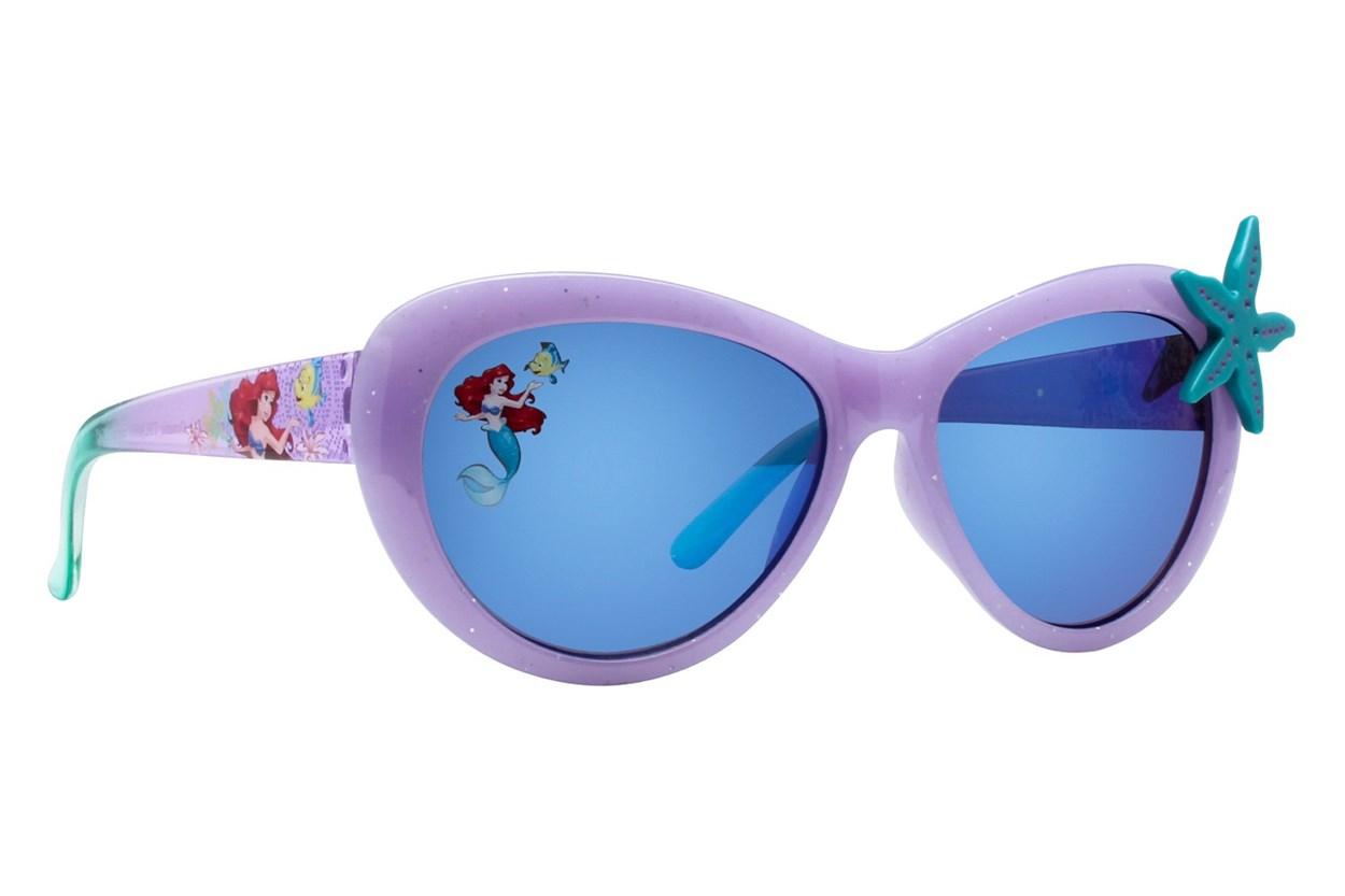 Disney Little Mermaid CSLM901 Purple Sunglasses