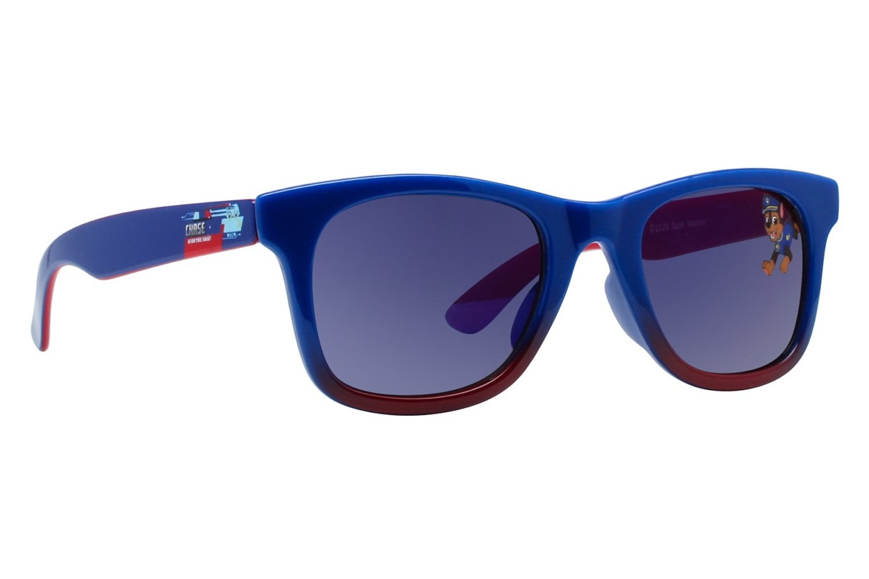 Paw Patrol Chase CPPW201 Blue Sunglasses