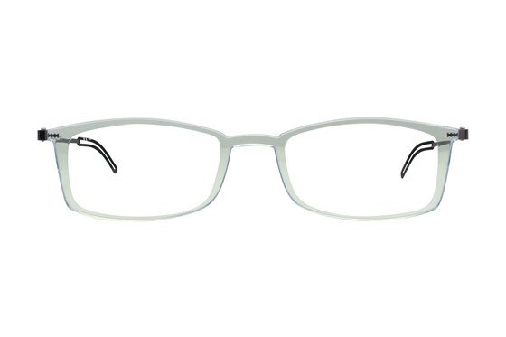 ThinOPTICS Front Page Blue Light Blocking Computer Glasses + Milano Black Case Clear ComputerVisionAides