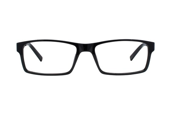 Colour Block VCMC10 Black Glasses