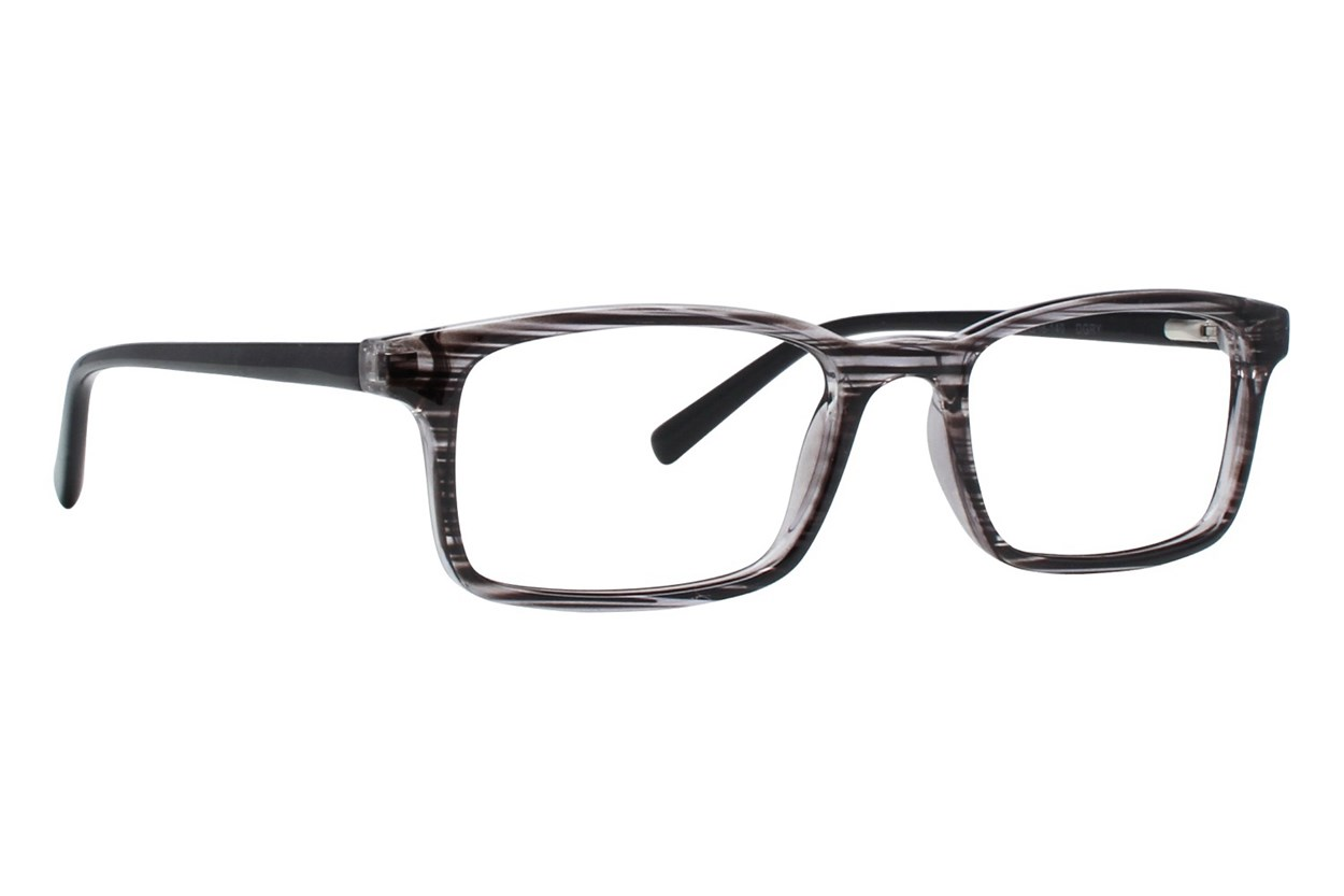 Colour Block VCMC8 Gray Glasses