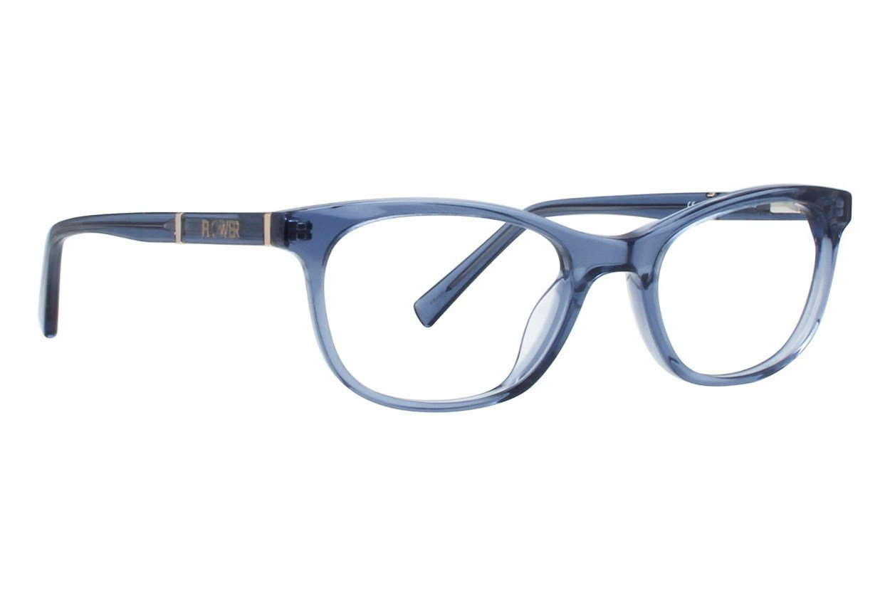 Flower Eyewear FLR6003 - Maggie Blue Glasses