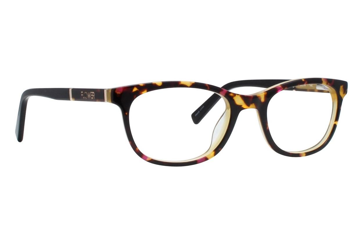 Flower Eyewear FLR6003 - Maggie Tortoise Glasses