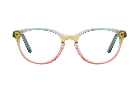 Picklez Luna Yellow Glasses
