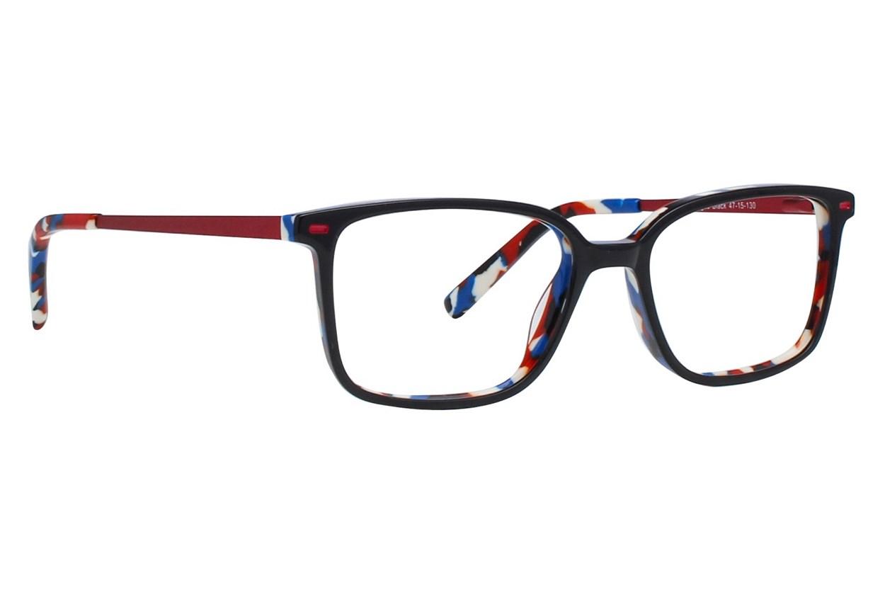 Picklez Angus Black Glasses