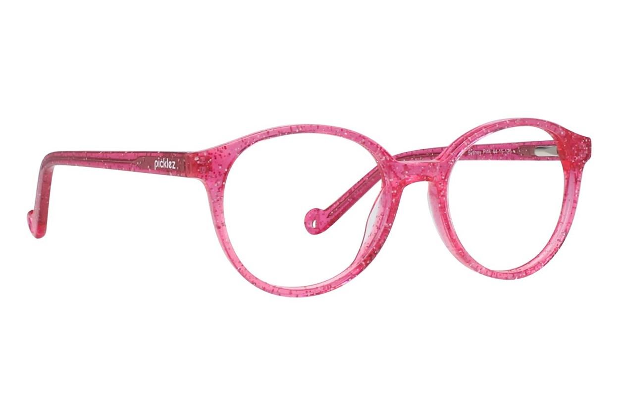 Picklez Sydney Pink Glasses