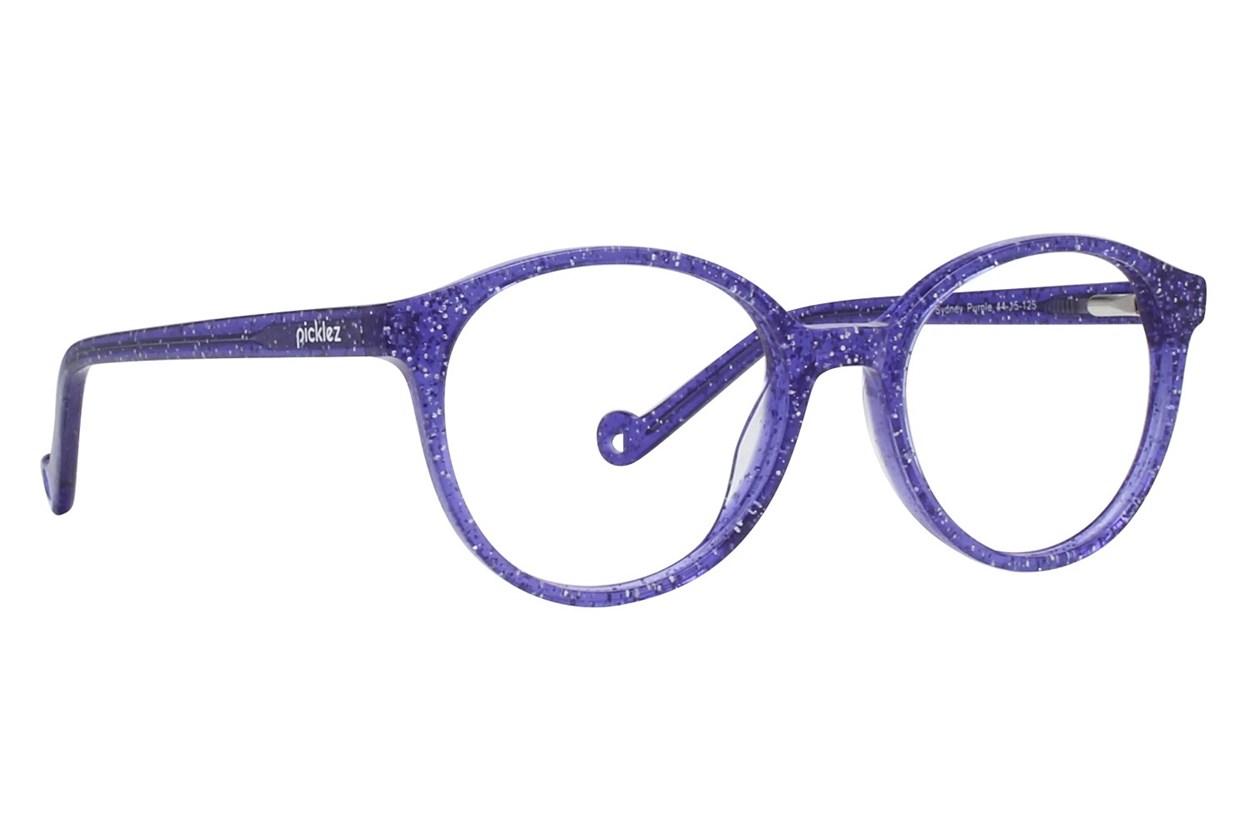 Picklez Sydney Purple Glasses