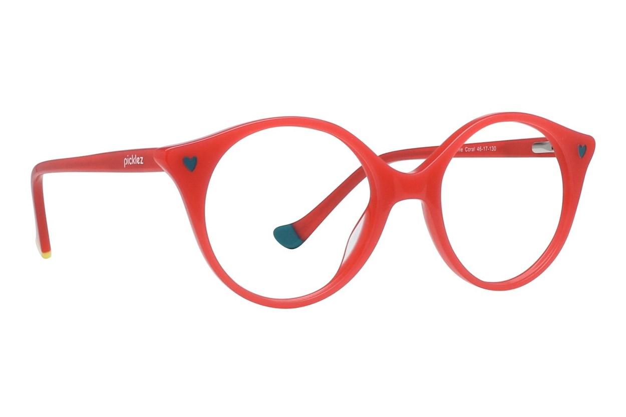 Picklez Sophie Orange Glasses