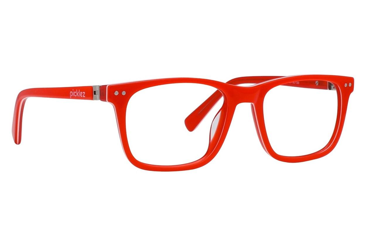 Picklez Champ Red Glasses