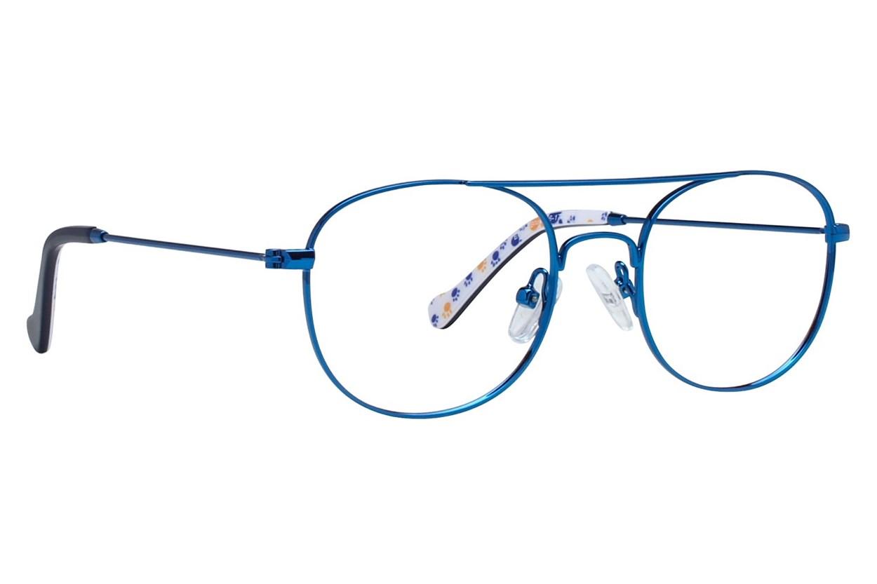 Picklez Ernie Blue Glasses