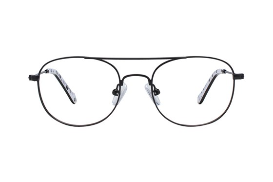Picklez Ernie Black Glasses