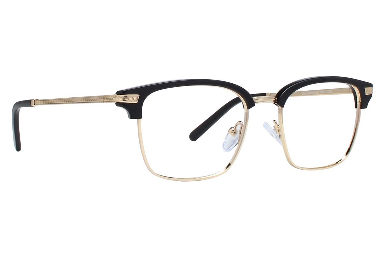 Picklez Otis Black Glasses