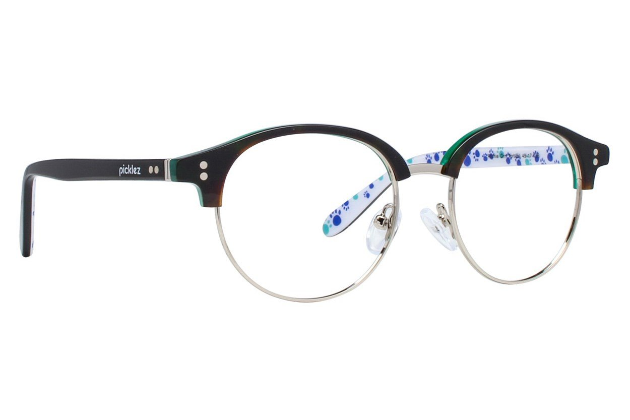 Picklez Archie Green Glasses