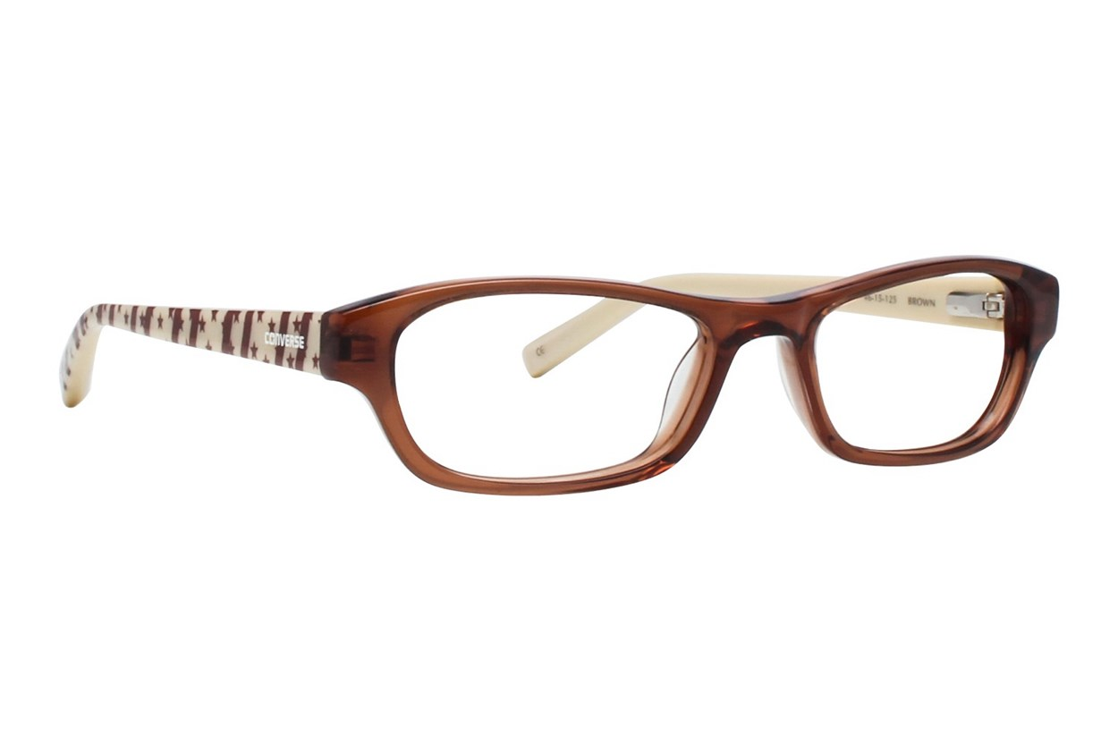 Converse K007 Brown Glasses