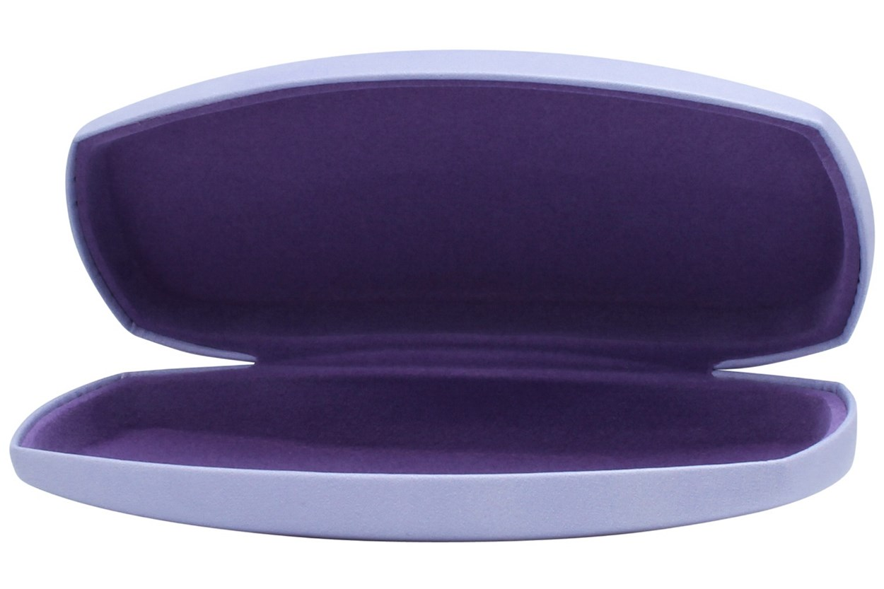 Alternate Image 1 - CalOptix Kitten Eyeglass Case Purple GlassesCases