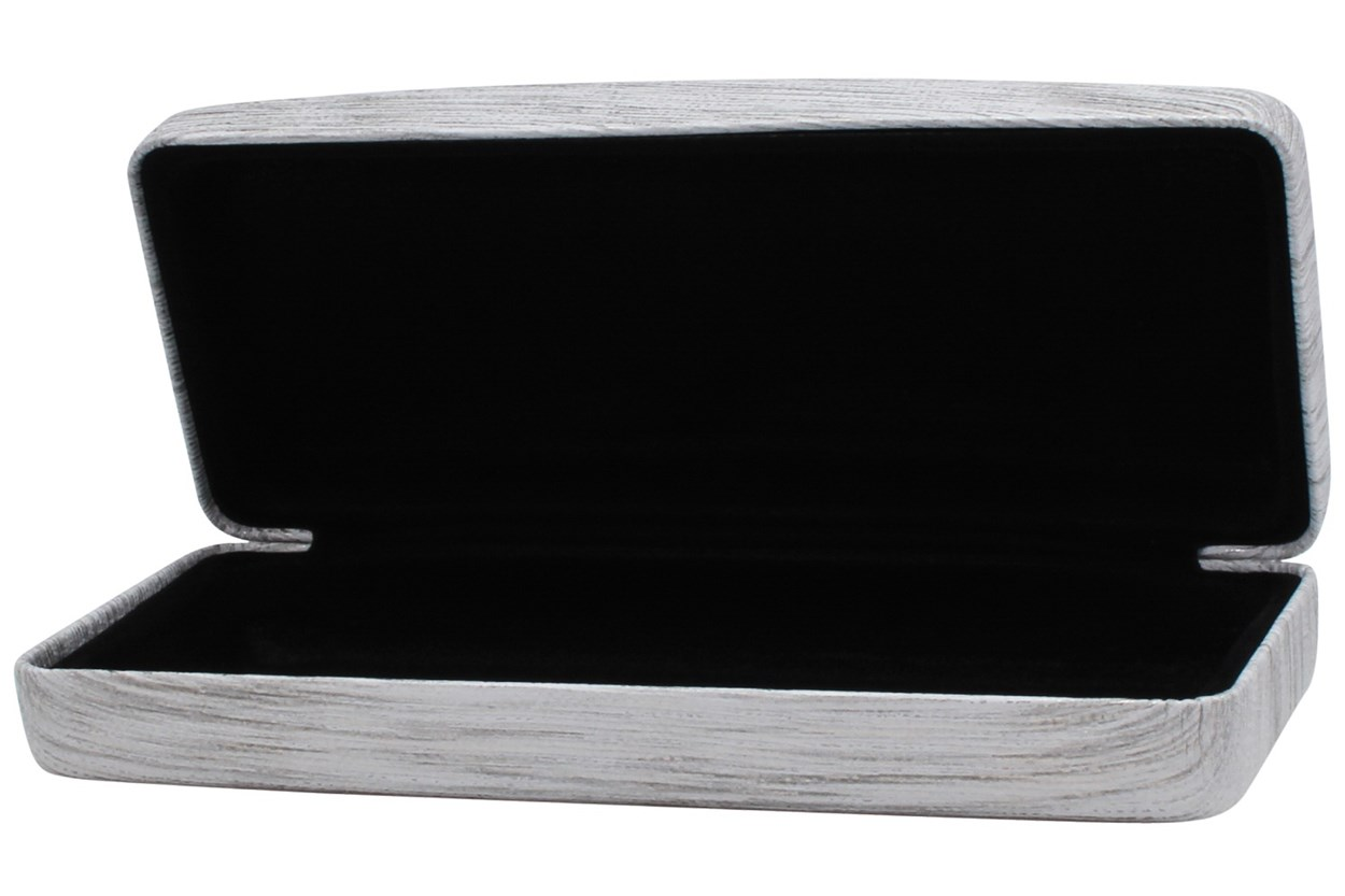 Alternate Image 1 - CalOptix Space Dye Eyeglass Case Silver GlassesCases