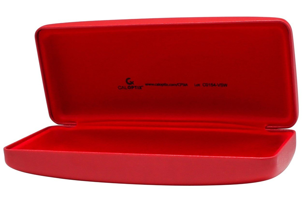 Alternate Image 1 - CalOptix Red Gamer Eyeglass Case Red GlassesCases