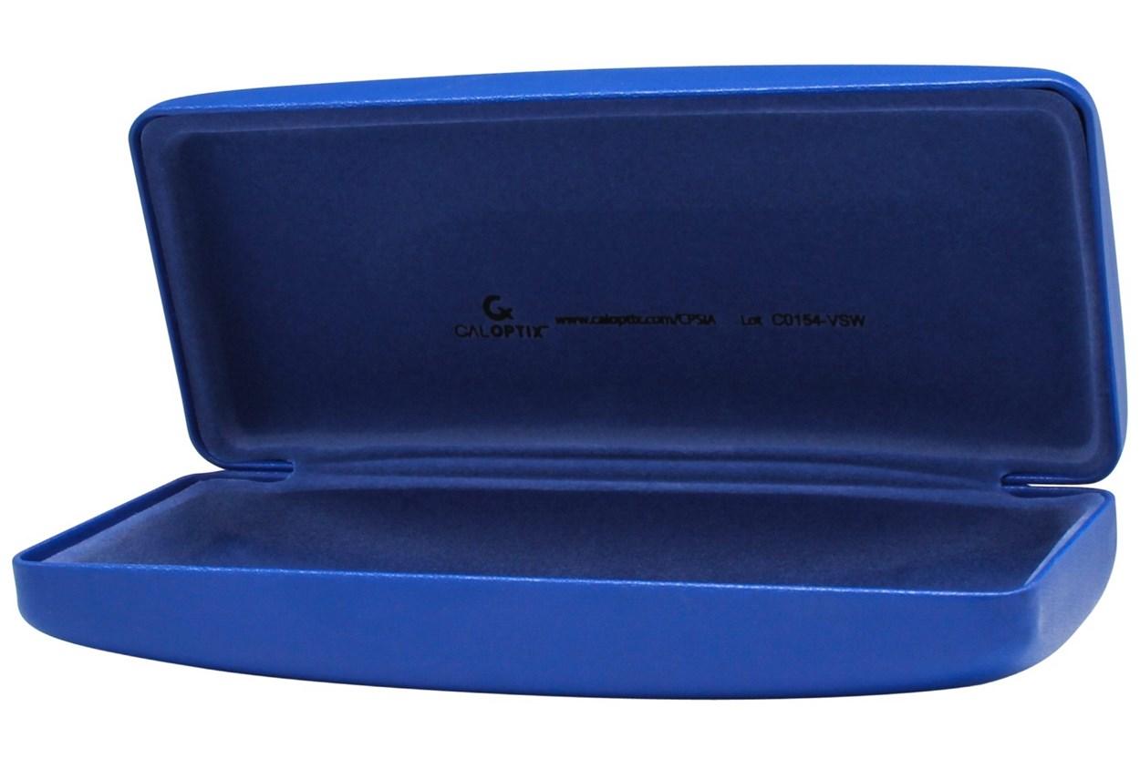 CalOptix Blue Gamer Eyeglass Case Blue GlassesCases