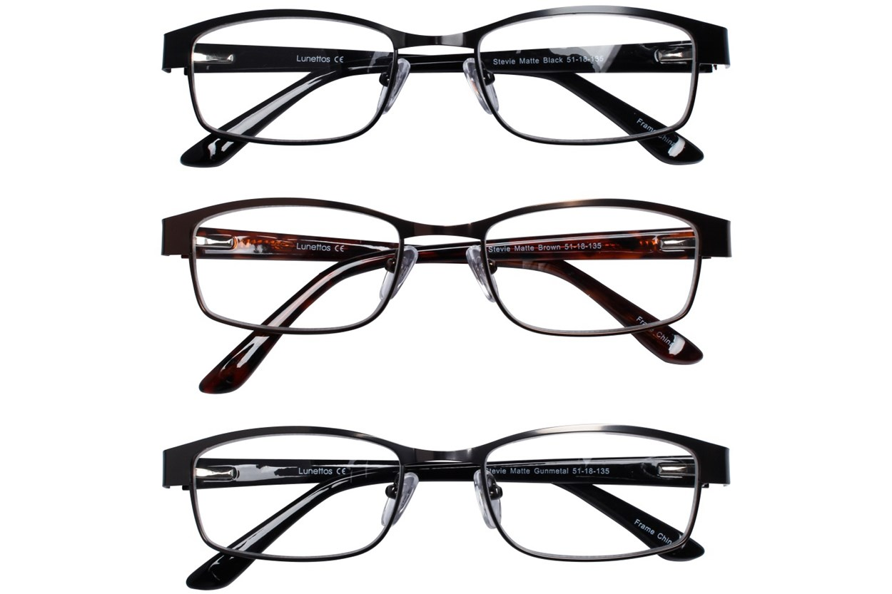 Lunettos Stevie Reading Glasses 3-Pack
