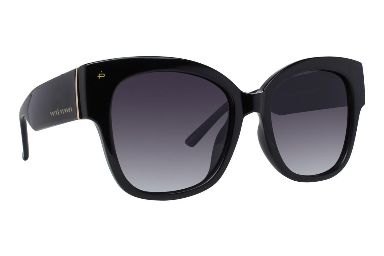 Prive Revaux The M.I.A. Black Sunglasses