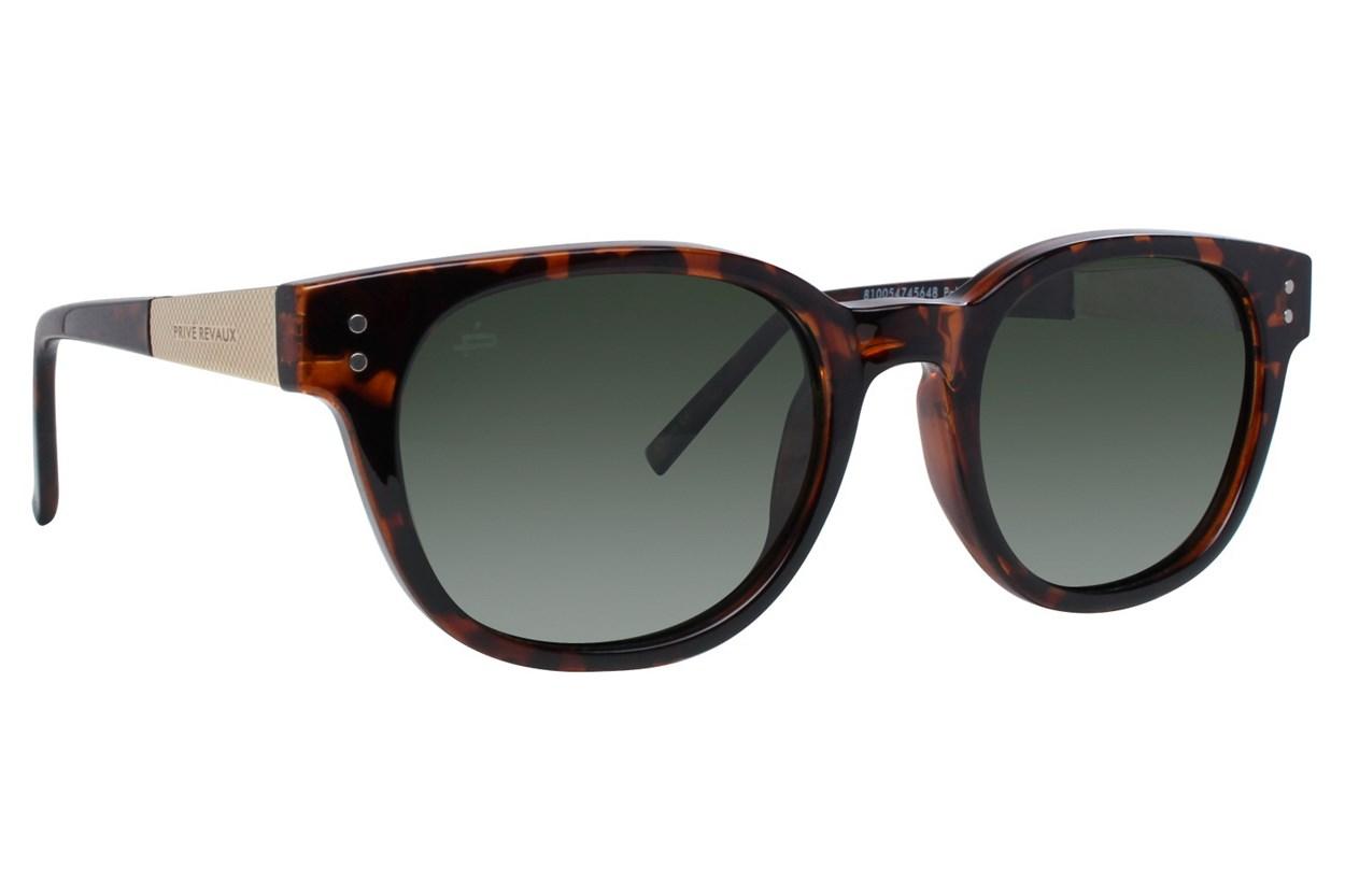 Prive Revaux Mandolin Tortoise Sunglasses