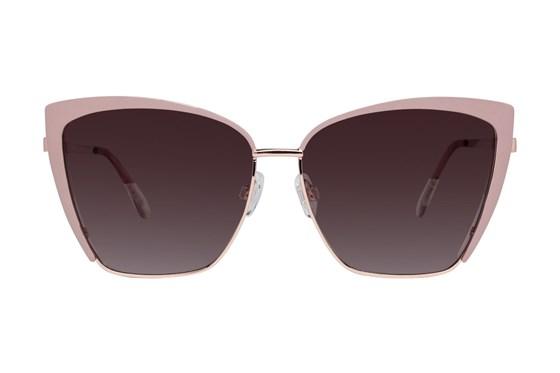 Prive Revaux Brunch Date Pink Sunglasses