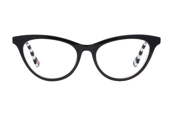 Hot Kiss HK90 Black Glasses