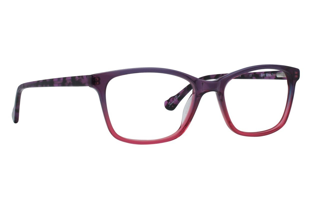 Hot Kiss HK92 Purple Glasses