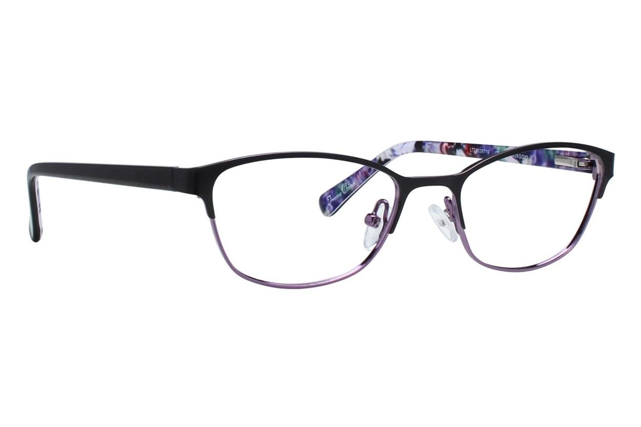 Caravaggio C133 Black Glasses