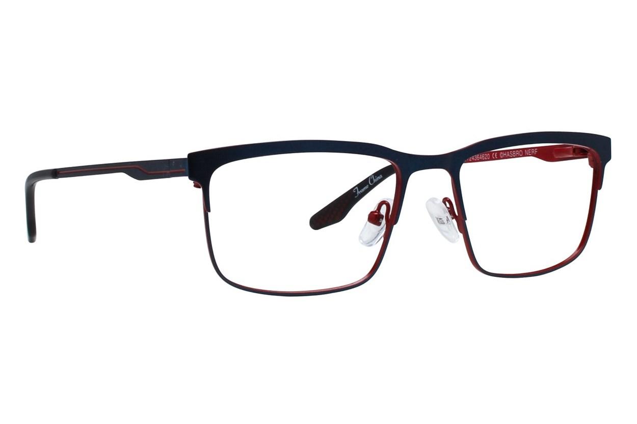 NERF Battle Blue Glasses