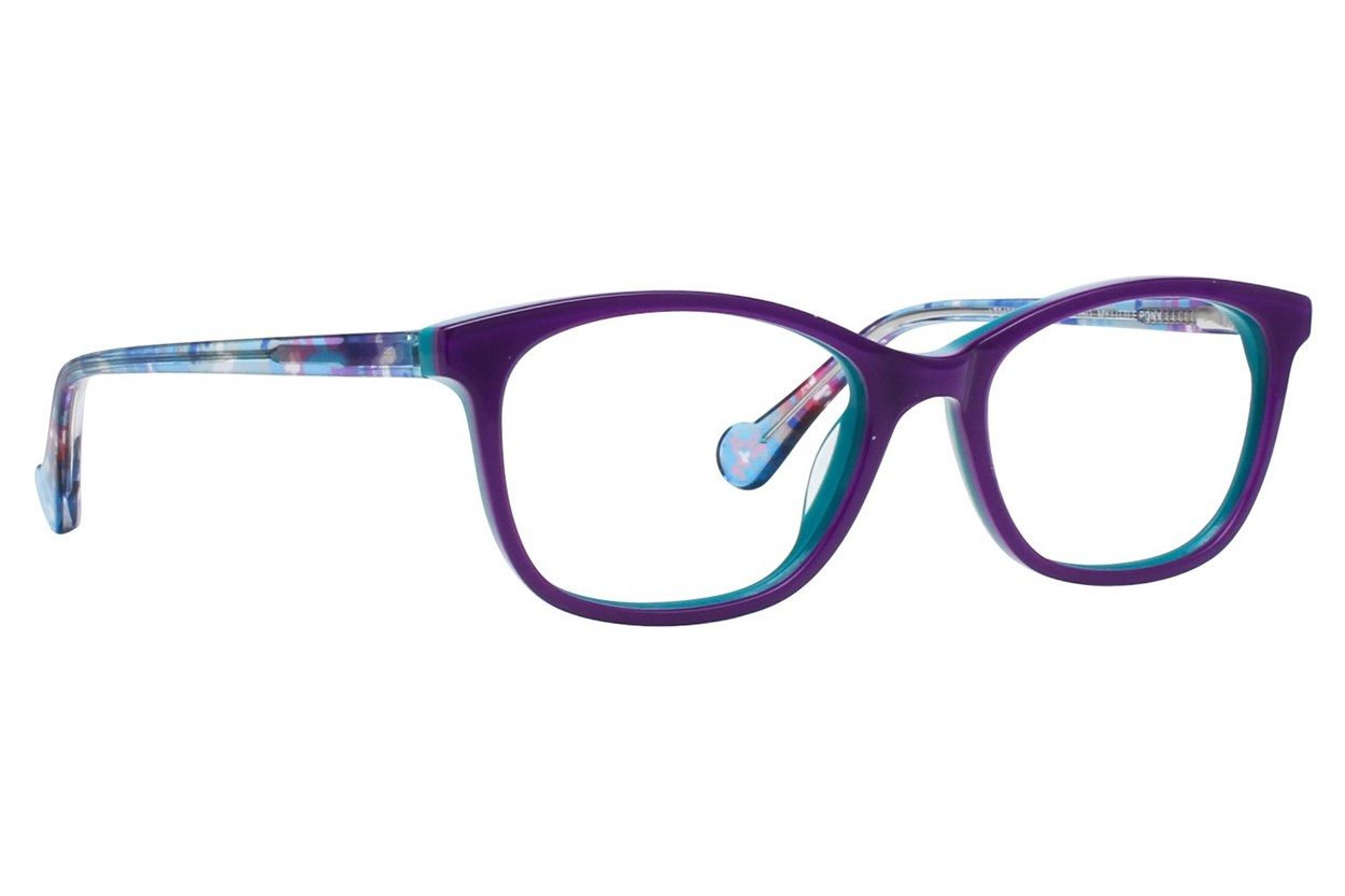 My Little Pony Everfree Forest Purple Glasses