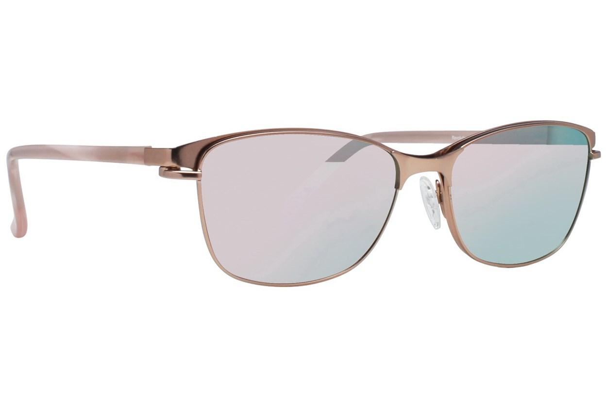 Alternate Image 1 - Revolution Edison Gold Glasses