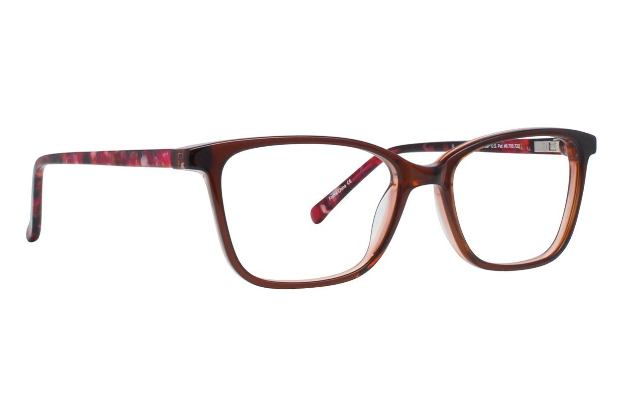 Revolution Cary Brown Glasses