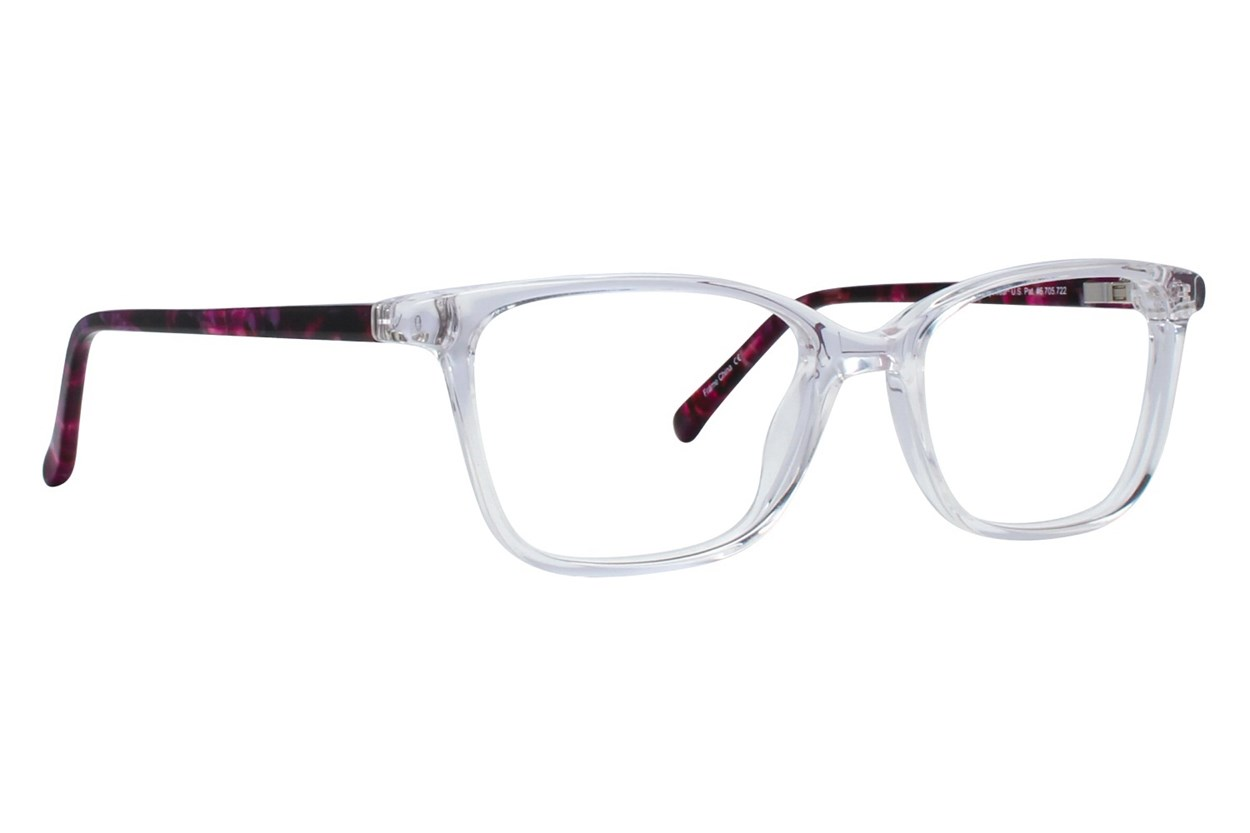 Revolution Cary Clear Glasses
