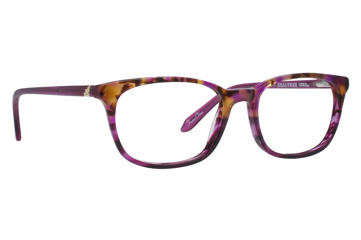 Realtree Girl G319 Purple Glasses