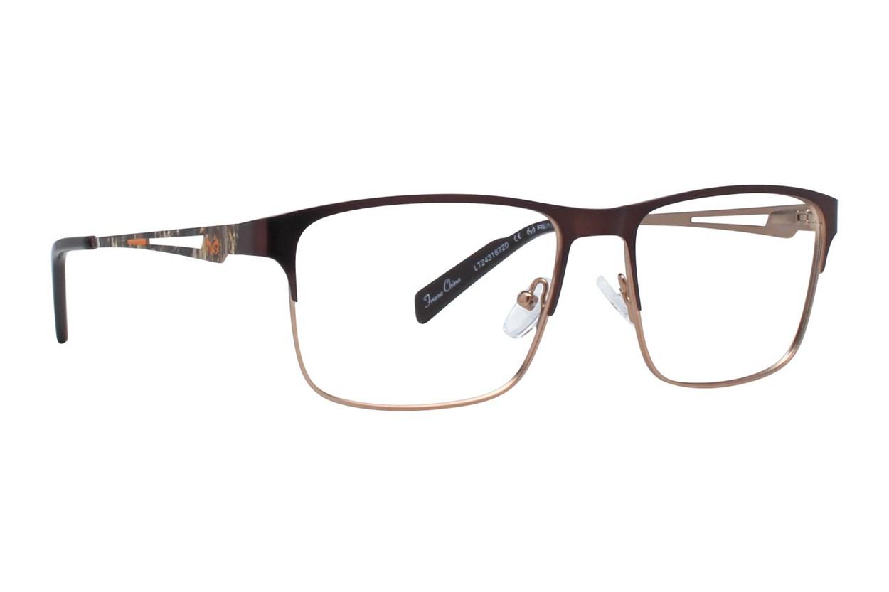 Realtree R733 Brown Glasses