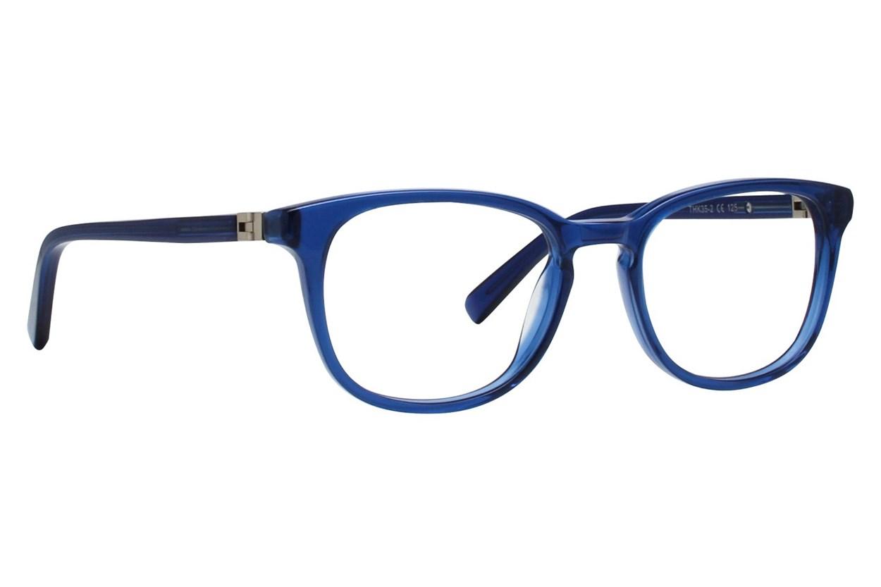 Tony Hawk Kids THK 35 Blue Glasses