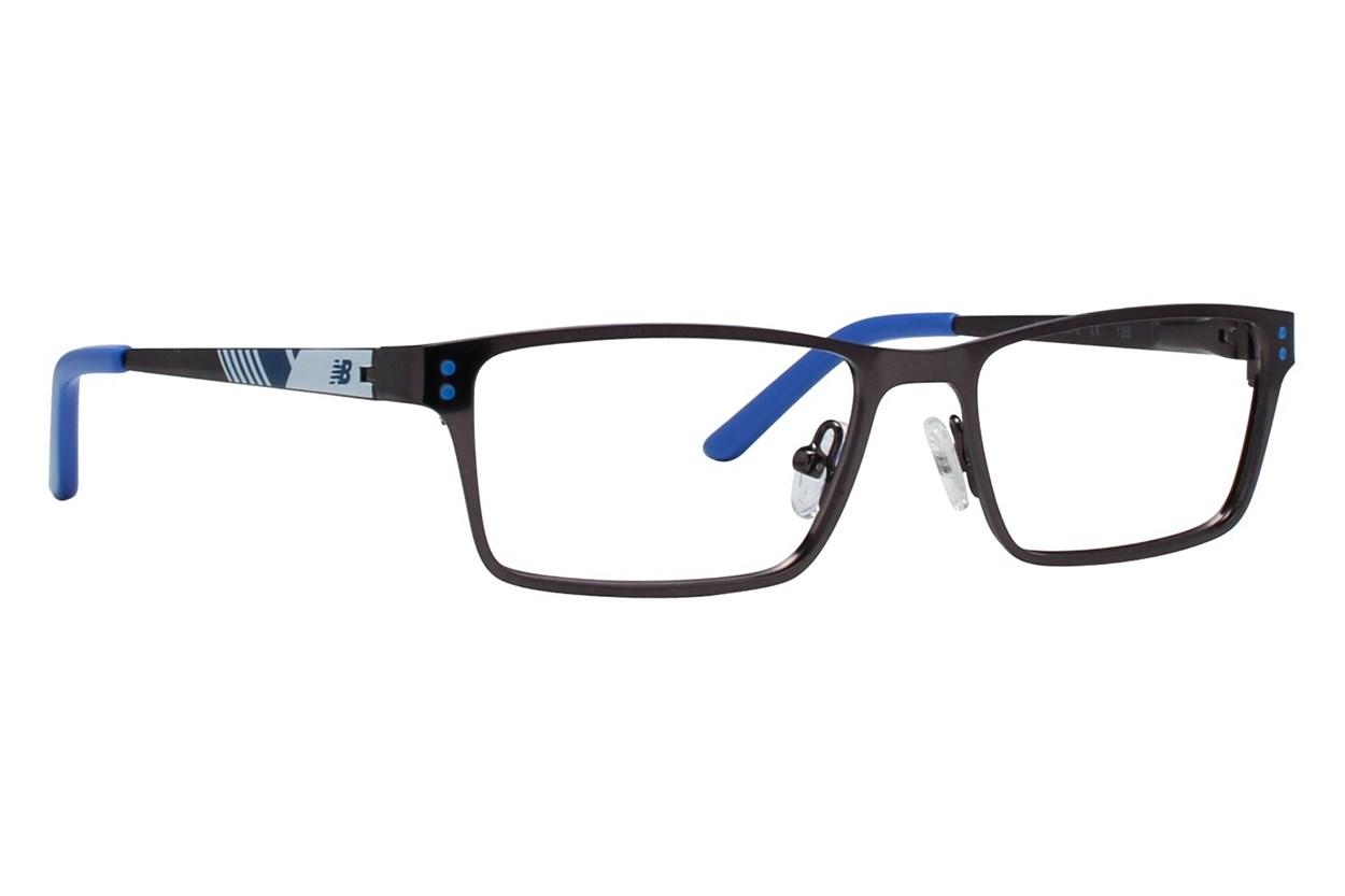 New Balance NBK139 Gray Glasses